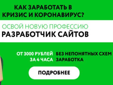 Разработчик сайтов на Tilda