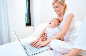 Матерям в декрете и домохозяйкам