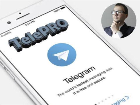 TelePRO - автоматический заработок в кармане