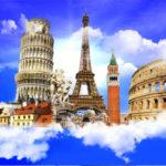 Путешествия Вы знакомитесь с новыми фразами и выражениями, которые помогут вам при поездке заграницу