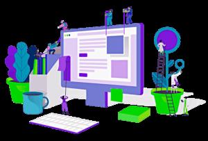 Видео-уроки по работе с основными элементами сайта
