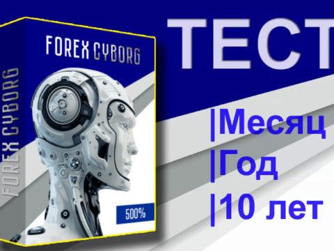 Торговый робот «Forex Cyborg»