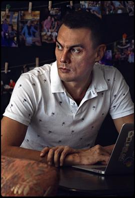 Меня зовут Александр Юсупов